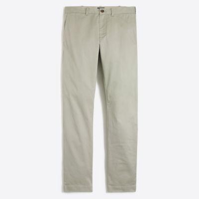 Driggs slim-fit flex chino factorymen the score: chino pants and flex oxford shirts c