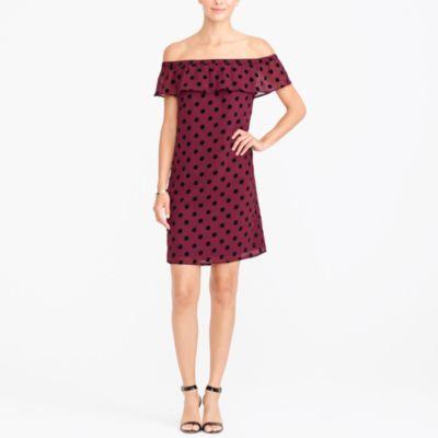 Off-the-shoulder dress factorywomen dress-up shop c