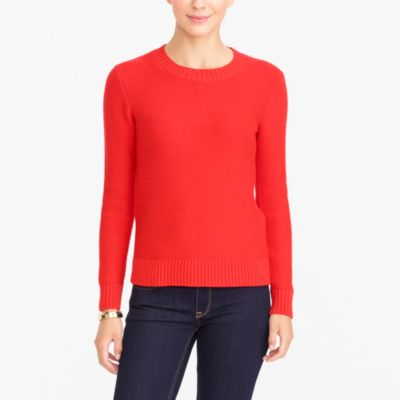 Classic crewneck sweater factorywomen extra-nice list deals c