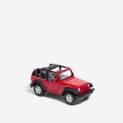 Kids' SUV pullback toy