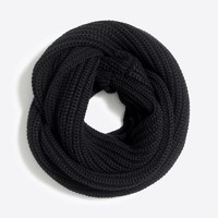 Cozy ribbed snood