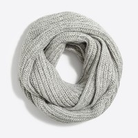 Cozy marled snood