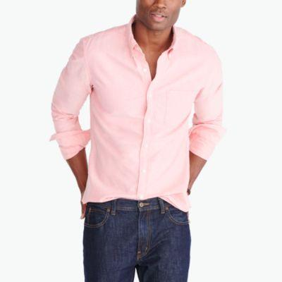 Slim tall flex oxford shirt factorymen tall c