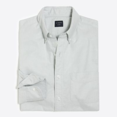 Slim flex oxford shirt factorymen new arrivals c