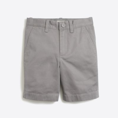 Boys' Gramercy short in chino factoryboys made-for-play basics under $25 c