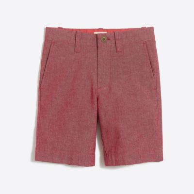 Boys' chambray Gramercy short factoryboys new arrivals c