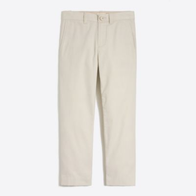 Boys' lightweight slim chino factoryboys online exclusives c