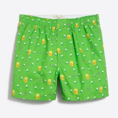 St. Patty's Day boxers factorymen boxers c