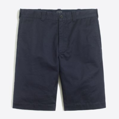 "11"" Rivington broken-in short factorymen shorts c"