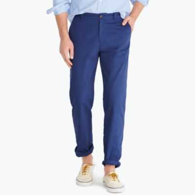 Bleecker athletic-fit lightweight chino factorymen the score: chino pants and flex oxford shirts c