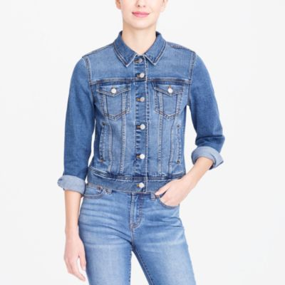 Denim jacket factorywomen jackets and blazers c