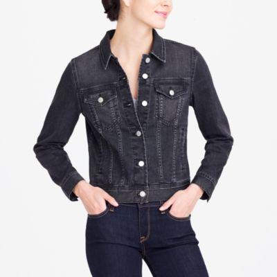Black blazer coat women's