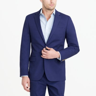 Flex chino blazer factorymen thompson suits & blazers c