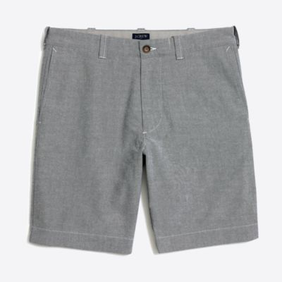 "9"" Gramercy oxford short factorymen shorts c"
