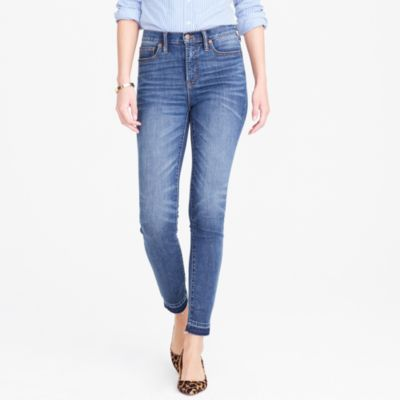 Asher wash skinny jean with let-down hem factorywomen new arrivals c