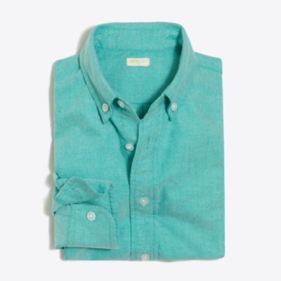 Boys' flex shirt in oxford factoryboys online exclusives c