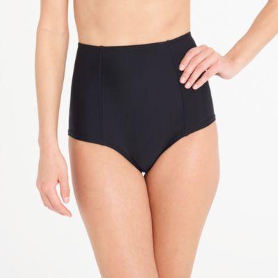 High-waisted bikini bottom factorywomen swim & cover-ups c