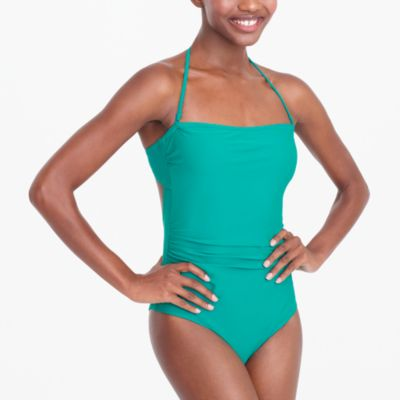 Strapless one-piece swimsuit factorywomen swim & cover-ups c