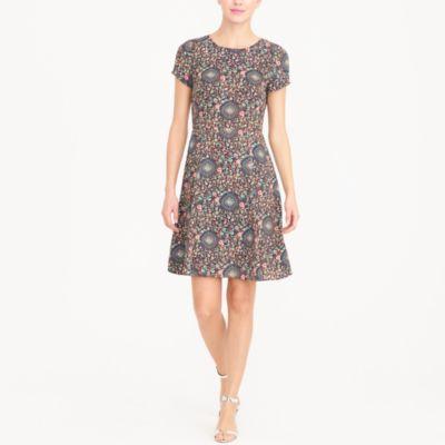Short-sleeve flutter dress factorywomen new arrivals c