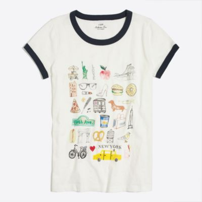 New York T-shirt factorywomen knits & t-shirts c