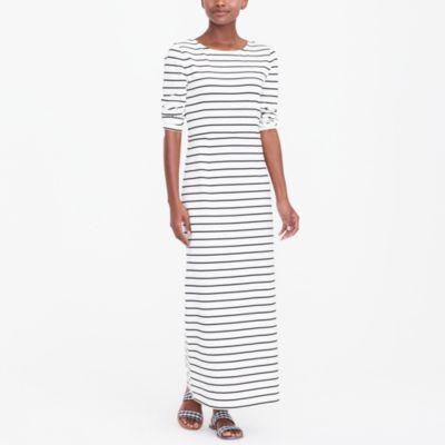 Long-sleeve maxi dress factorywomen new arrivals c