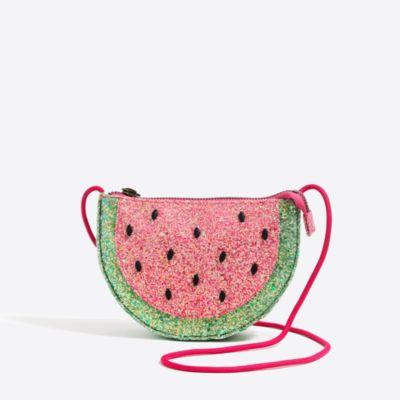 Girls' glitter watermelon bag factorygirls jewelry & accessories c